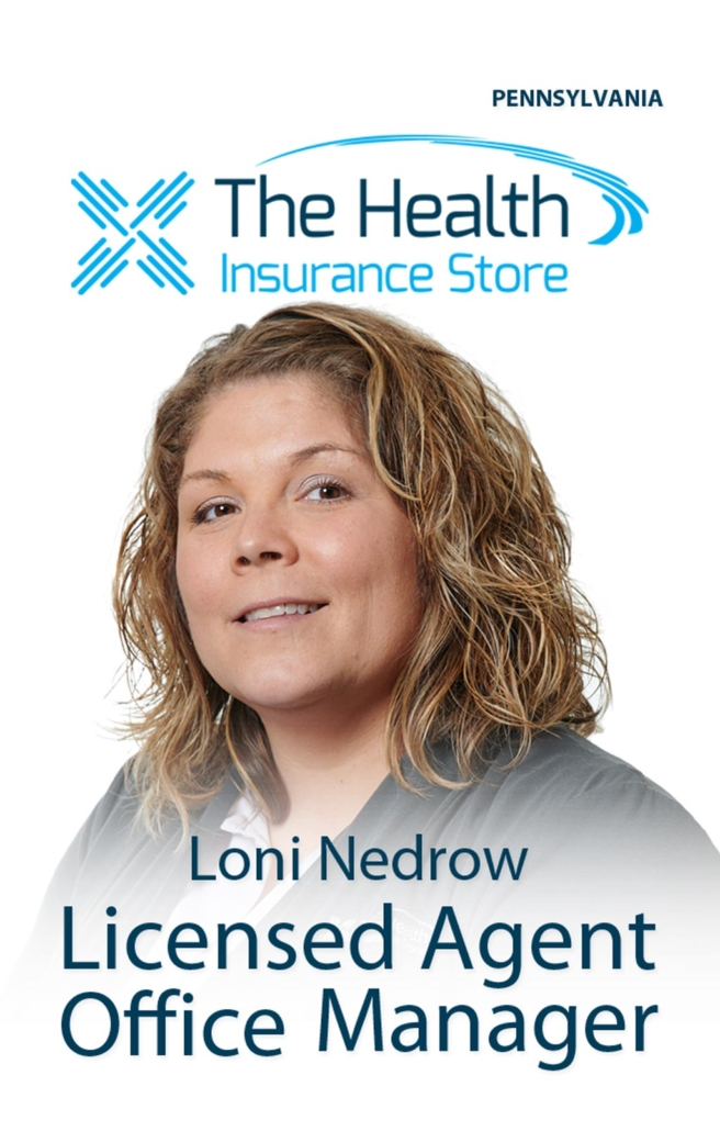 Loni Nedrow Licensed Agent/Office Manager