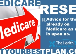 What is your advice for those of us already on Medicare as the Annual Election Period is upon us?