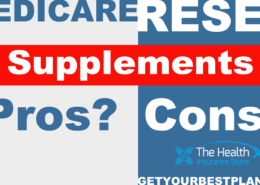 What are the pros and cons of Supplements and Advantage Plans